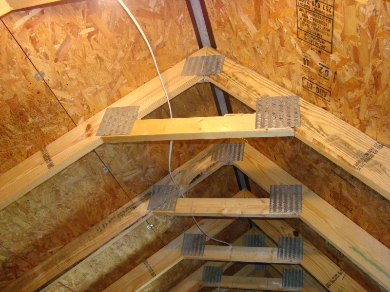how to build a cold room in your garage
