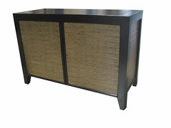 Custom Trousdale Media Cabinet
