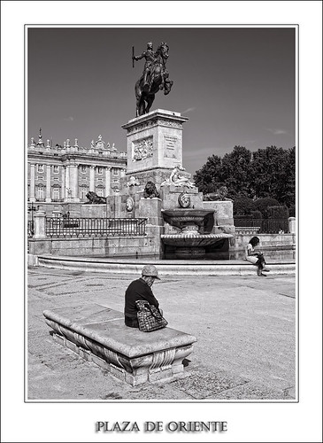 Plaza de Oriente (Madrid)