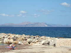 DSCF7324 (badlydrawnboy22) Tags: sun beach strand holidays urlaub mallorca sonne majorca balearen balearicislands majorka majorque майорка maiorica maljorka