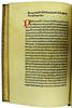 """Beginning of """"De honestate vite"""" in Augustinus, Aurelius: De vita beata"""