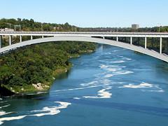 Niagara Falls - September 2009 - American/U.S. side (David Berkowitz) Tags: travel ny niagarafalls newyorkstate caveofthewinds