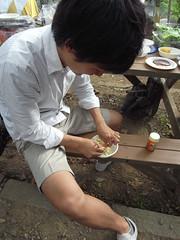 R0012052 (atsushi.nishio) Tags: bbq keio imgl