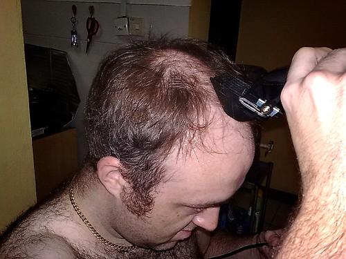 Hair Shave