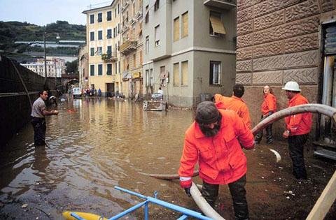 foto alluvione sicilia today