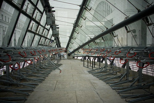 DC Bike Parking Interior