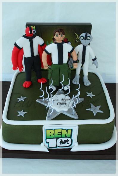 Ben10 Cake Mert