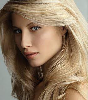 fotos de cabelos loiros