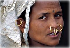 India - Orissa - marzo 2008 (anton.it) Tags: travel people woman india beautiful face canon nose photo eyes digitale occhi rings fotografia orissa viaggio vacanza naso volti anelli etnie unaltraperlaneraanotherblackpearl theauthorsplaza antonit