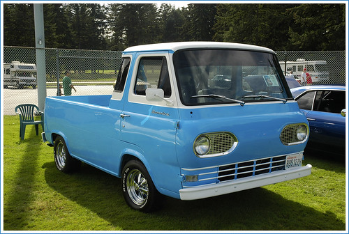 62 ford econoline pickup