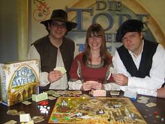 Ken Follett: Die Tore der Welt (Spiel '09: Neuheitenschau)
