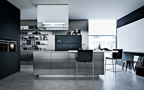 Modern Kitchen Design by Carlo Colombo