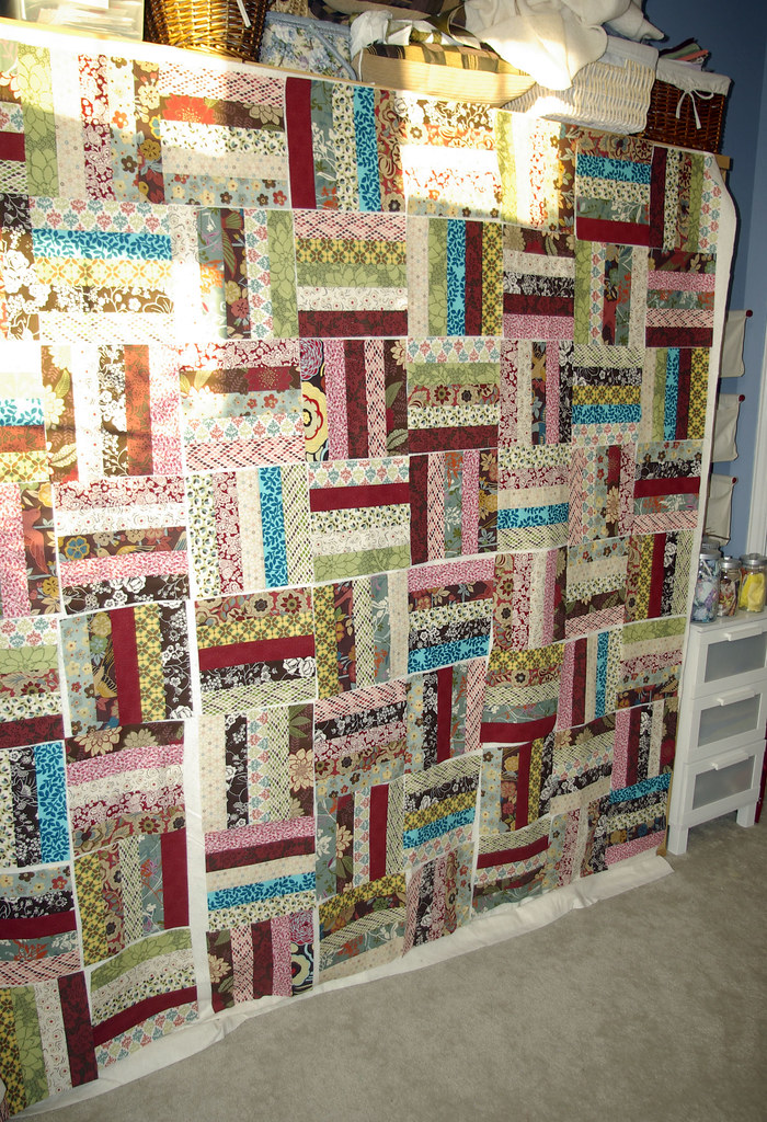 Arranged Quilt Along