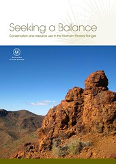 link to seeking a balance - conservation and resource use in the northern flinders ranges