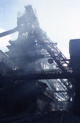 Anshan steelworks