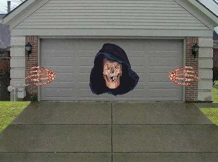 Decoración Halloween para exterior