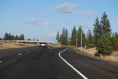 I-90 @ SR 904 west terminus