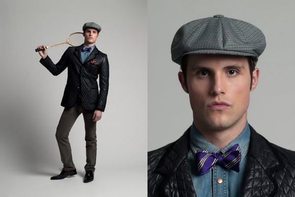 Fine and Dandy lookbook 06