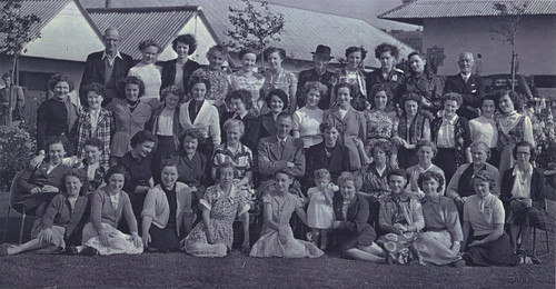 Butlins holliday camp 1952