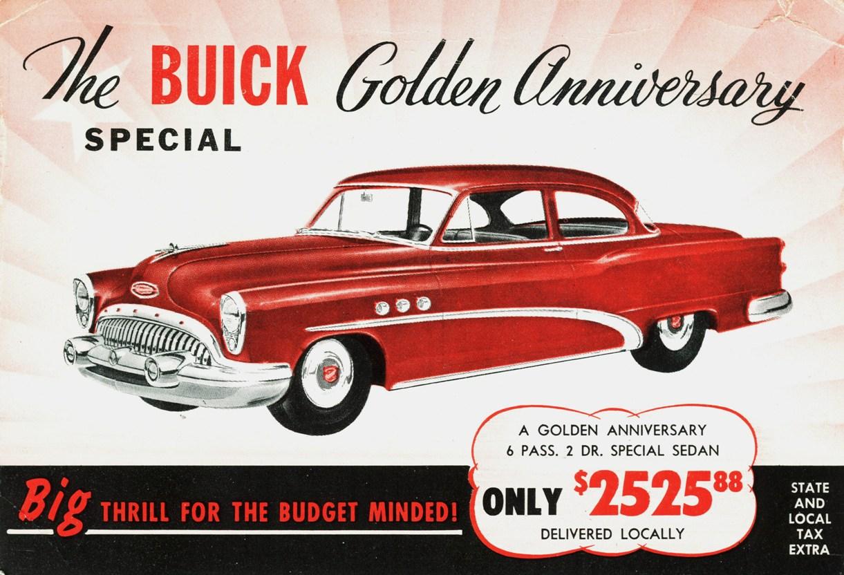 1953 Buick Special 2-Door