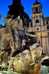 il Nilo (Donna di Fiori ) Tags: italy rome fountains citycenter fuentes soe fontane passionphotography abigfave colorphotoaward bellitalia baroccoromano creativeyeuniverse