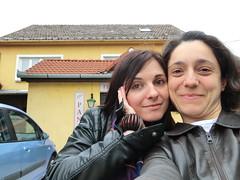 Serena e Paola al Panzio