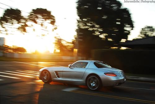 Mercedes SLS ///AMG