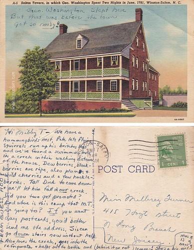 Salem Tavern 6-17-1948