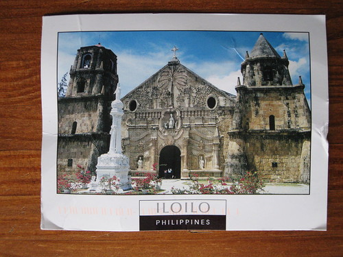 Postcard from Philippines