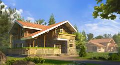 Stincom_VESNA (R.E.K.A. studio) Tags: 3d architectural rendering