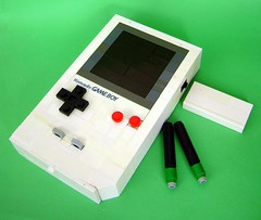 LEGO Nintendo Game Boy (Joris Blok) Tags: boy game lego nintendo
