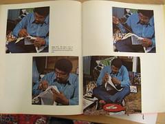 Rosey Grier's Needlepoint for Men (liquidindian) Tags: book needlepoint roseygrier roseygriersneedlepointformen