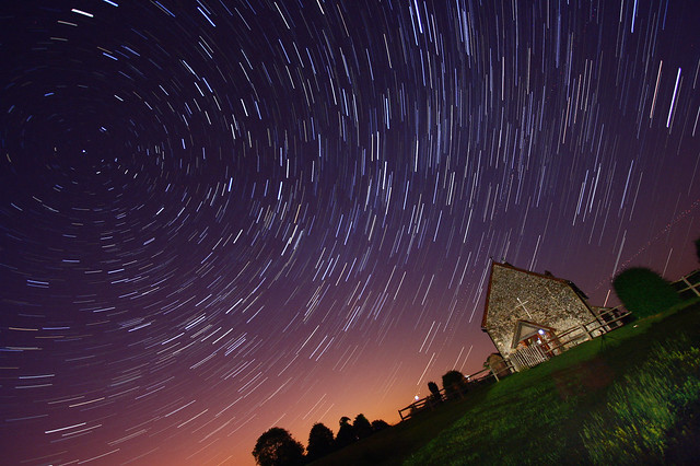 St. Huberts Star Trails 2.0