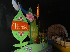 Goodbye to It's a Small World