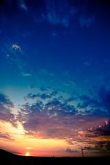 sunset 2009-06-02.1 (Matthias Rhomberg) Tags: sunset sun rooftop colors clouds dornbirn nikon sonnenuntergang wolken sonne dach farben vorarlberg d700 nikorr1424f28 gettyimagessalq1