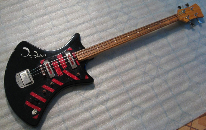 roden bass