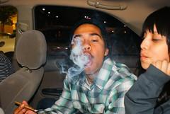 bluntt (thelefthandman:) Tags: smoke sony a200 blunt