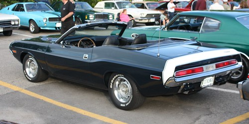 1970 Challenger Convertible. 1970 Challenger convertible