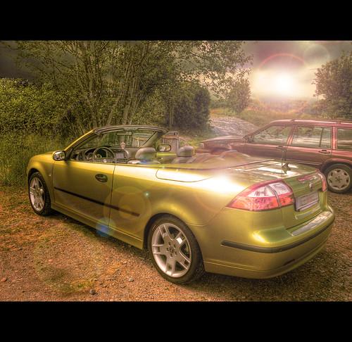 Saab Another Angle