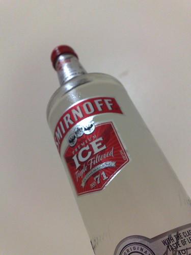 5% vodka