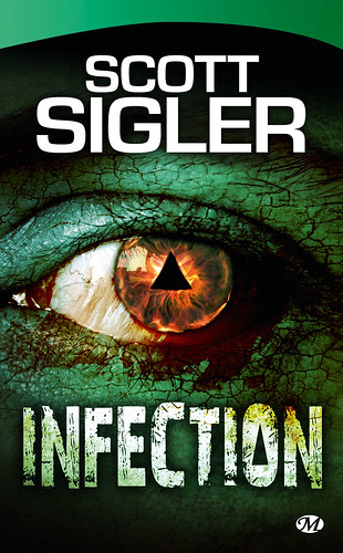 French cover of INFECTED