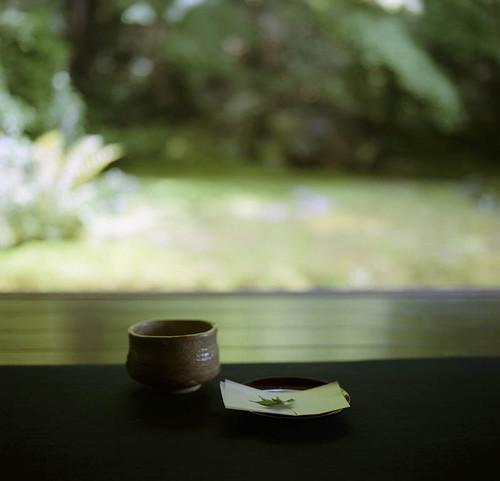 Silence #5 茶席