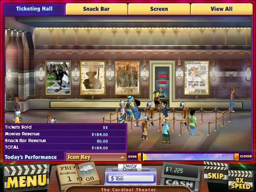 Free Full Cinema Tycoon Game Downloads