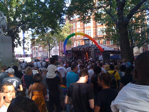leicester sq gay pride