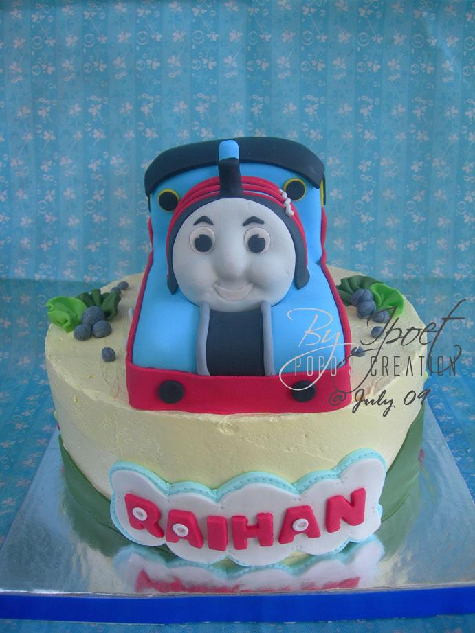 Thomas Cake for Raihan