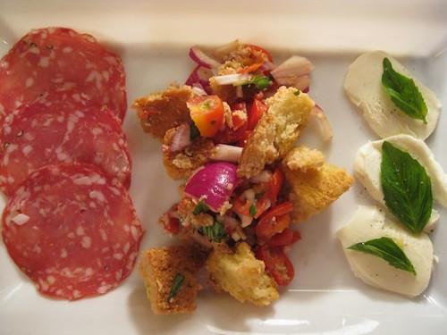 Panzanella Salad 1