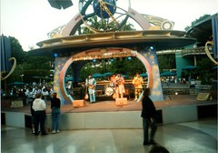tomorrow (Starshyne09) Tags: concert terrace disneyland 1999 disney tomorrowland fab4 beatlesimpersonators