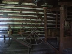 wheel at fort Nash.