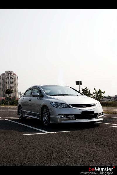 Honda Civic Mugen 1
