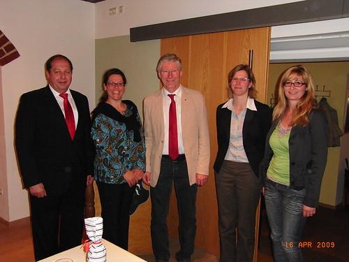 2009-04-16 | Bürgertreff des SPD-OV Gangkofen
